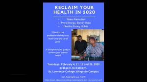 Experts provide advice on reclaiming your health in 2020