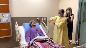 UNB opens long-term care simulation lab (01:33)