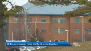 Spike in seniors' deaths amid COVID-19 outbreak in Ontario long-term care homes
