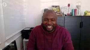 'Christmas Cookie Challenge' judge Eddie Jackson on his favourite cookies (06:33)