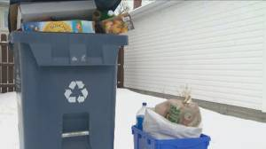 Winnipeg Holiday Recycling Guide (04:15)
