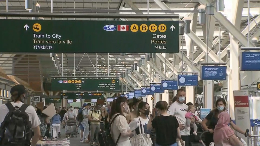 Click to play video: 'Cross border travel could soon return between Canada and the U.S.'