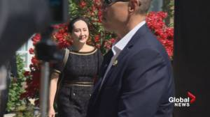 Meng Wanzhou leaves Vancouver home for BC Supreme Court extradition case