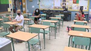 New study finds Vancouver schools low risk for COVID-19 transmission (02:10)