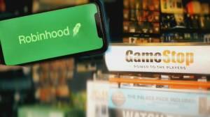 Calls for investigation into GameStop stock surge (02:27)