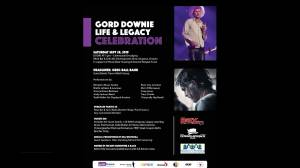 Greg Ball previews his appearance at the Gord Downie Life and Legacy Celebration Fundraiser