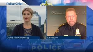Police Chief Troy Cooper on COVID-19 charge, new city council (05:00)