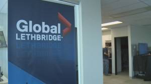 Global Lethbridge celebrates downtown move