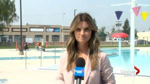 Diving in to summer fun in Fort Macleod (01:41)