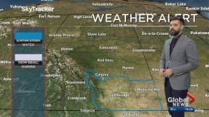 Edmonton Weather Forecast: March 11