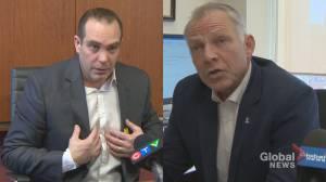 Saint John councillor accused union representative of lying