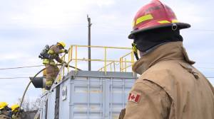 COVID-19 pandemic impacts Oshawa Fire Services' recruit program