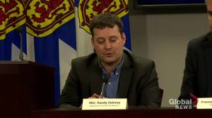 Coronavirus outbreak: N.S. health minister says province 'taking steps' to ensure healthcare system can handle COVID-19