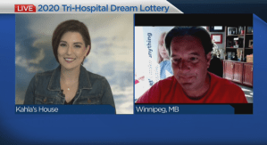 2020 Tri-Hospital Dream Lottery