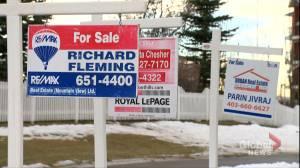 Calgary housing sales slump could worsen in 2020 (01:52)