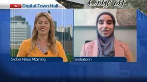 Saskatoon virtual town hall on the future of the city