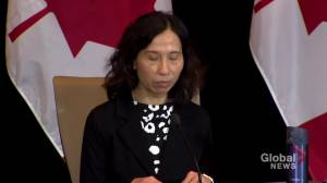 Coronavirus outbreak: spread of virus to Canada 'not unexpected'