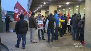 No deal reached, workers strike at 6 Sask. Crown corporations, 1 agency