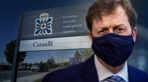 Veteran intelligence officer fought for mandatory masking months before COVID-19 outbreaks at CSIS (02:09)