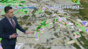 Kelowna Weather Forecast: May 26 (04:32)
