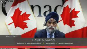 Sajjan says he had 'a number of conversations' with former chief of staff on Vance allegation (02:25)