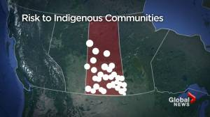 Many Saskatchewan First Nations residents are travelling hours to get coronavirus treatment