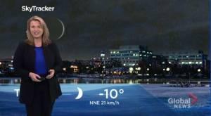 Peterborough Regional Weather Update: March 18,  2021 (02:01)