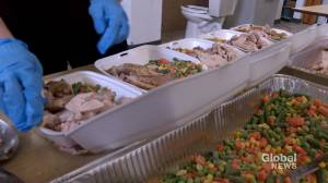 Halifax charity serves more than 200 dinners for Easter (01:25)