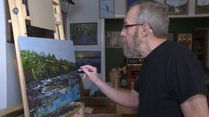 Brockville artist searching for his missing paintings (02:07)