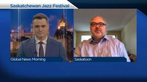 Saskatchewan Jazz Festival looking at new ways to host 2021 event (04:16)