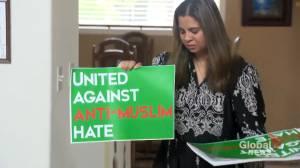 Calgary Muslim community calls for more action against Islamophobia (01:58)