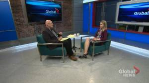 David Johnson talks about ridings to watch in the federal election