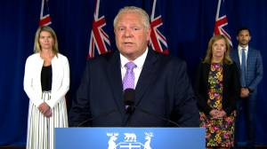 Ontario announces $6M investment for projects combating gun violence, human trafficking, sexual and domestic violence (02:49)