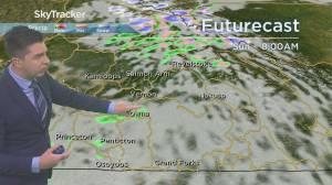 Kelowna Weather Forecast: October 1 (03:41)