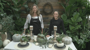 Gardenworks: Thanksgiving tablescaping