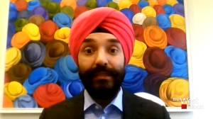 Government departments working together to obtain and manufacture PPE supplies: Bains