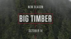 Big Timber returns for Season 2 (04:33)