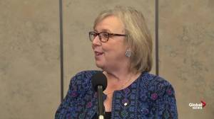 Elizabeth May to fight for climate change in alliance with Canadians