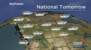 Edmonton weather forecast: Saturday, Nov. 2