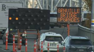 Seismic upgrades to Granville bridge begin today