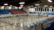 Play video: Coronavirus: Pointe-Claire's Bob Birnie Arena transformed into mass vaccination site