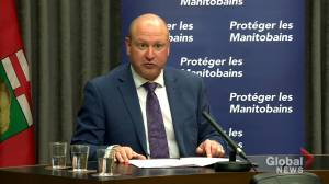 Coronavirus: Manitoba outlines proposed easing of measures for next stage of reopening (02:24)