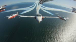 Snowbirds prepare for flying season some thought would never happen (01:42)