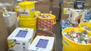 Importance of using Winnipeg Harvest's yellow bin