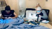 Play video: Ottawa woman without legal status making, donating masks during coronavirus pandemic