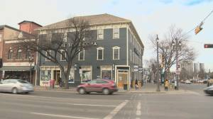 Positive outlook for Whyte Avenue area says business association (05:07)