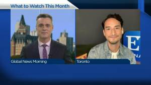 What to Watch This Month with ET Canada (03:06)