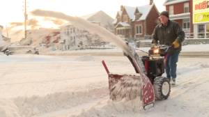 Kingstonians clean-up and help others after first major snowstorm of 2020