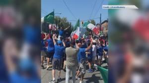 How Italian fans will be celebrating if Italy wins Euro 2020 (04:37)