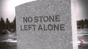 No Stone Left Alone